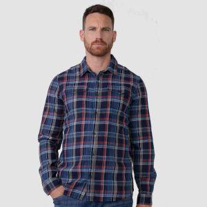 Petrol Men's Shirt l/s (M-3010-SIL4210)