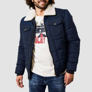 Petrol Men's Jean Jacket (M-3090-JAC123)