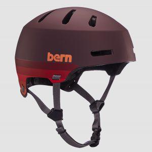 Bern Skate Hard Hat MACON 2.0 (BM17HTMRM)
