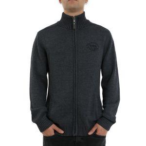 Petrol Men's Knit Zip (M-3090-KWC216)