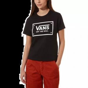 Vans Women's Tee s/s WM BOOM BOOM UNITY (VA47W6BLK)