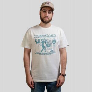Dudes Men's Tee s/s GRAPEFUL DUDES (1014429-FW20)