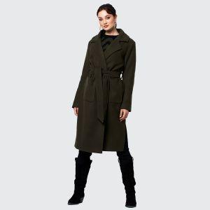 Rut&Circle Women's Coat TILDA COAT (RUT-20-03-49)