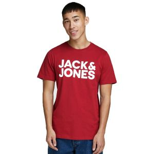 Jack & Jones Men's Tee s/s JJEcorp Logo Tee O-Neck (12151955)