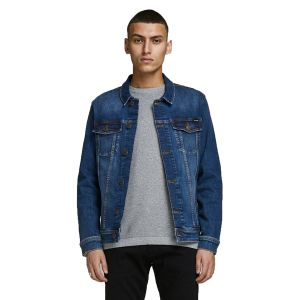 Jack & Jones Men's Jean Jacket JJIalvin JJJacket AGI 001 NOOS (12166869)