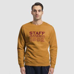 Staff Αντρικό Φούτερ FRANK SWEAT CREW NECK (64-105.046)