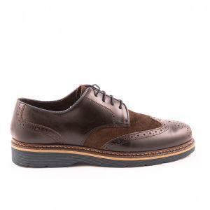 Mainstone Leather Shoe (822)