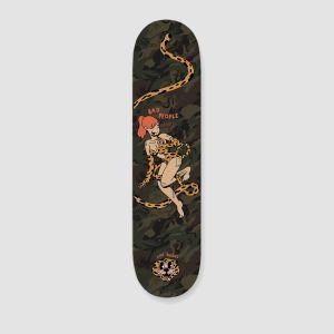 Dudes Skateboard THE DUDES BAD PEOPLE SKATE 7,875 (1009413-FW20)