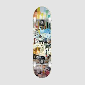 Emillion Skateboard Complete ART SERIES UTOPIA 8.125 (049297)