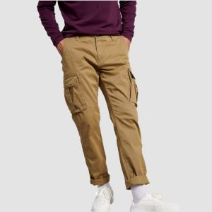 Funky Buddha Men's Cargo Pants (FBM002-002-02)