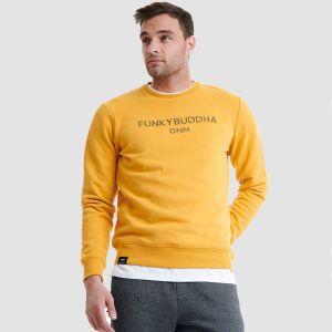 Funky Buddha Men's Sweater (FBM002-004-06)