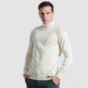 Funky Buddha Men's High Neck Knit (FBM002-005-09)