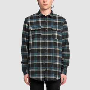 Globe Men's Shirt l/s FLANIGAN LS SHIRT (GB01734005)
