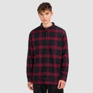 Globe Men's Shirt l/s DOCK LS SHIRT (GB01734006)