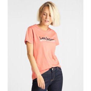 Lee Women's Tee s/s CREW NECK TEE REGULAR (L41LETNI)