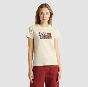 Lee Women's Tee s/s CREW NECK TEE (L41LYGOC)