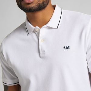 Lee Men's Polo s/s PIQUE POLO REGULAR (L61ARLLJ)