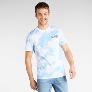 Lee Men's Tee s/s TIE DUE TEE (L61GFENR)