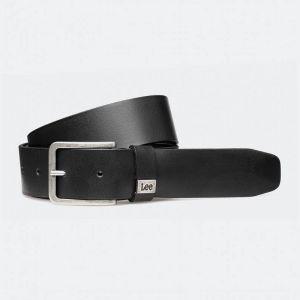 Lee Leather Belt SMALL LOGO (LA035301)