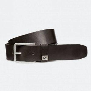 Lee Leather Belt SMALL LOGO (LA035324)