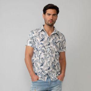 Petrol Men's Shirt ss (M-1010-SIS4030)