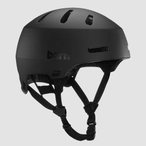 Bern Skate Hard Hat MACON 2.0 (BM17HTMBK)