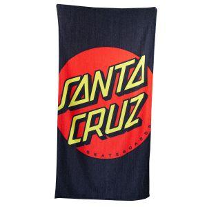 Santa Cruz Beach Towel CROP DOT (SCA-ACC-0152)