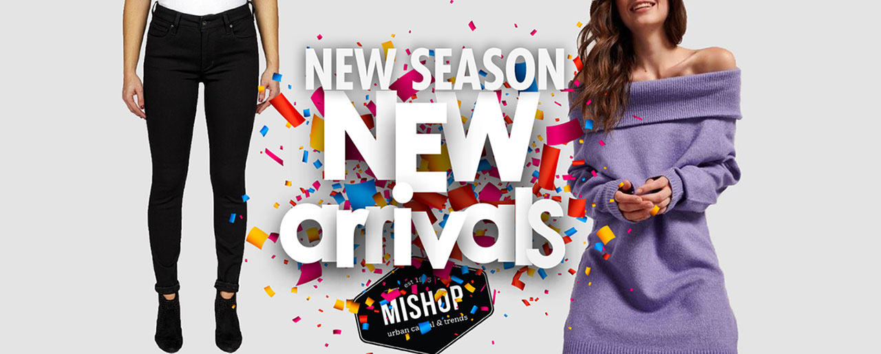 New Collection at Mishop